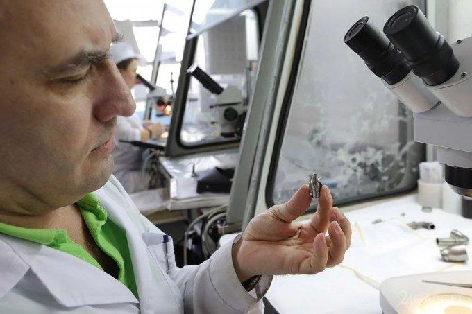 В России освоили выпуск искусственного детского сердца (8 фото)