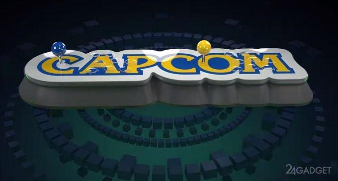 Capcom Home Arcade — занимательный аркадный автомат для дома (4 фото + видео)