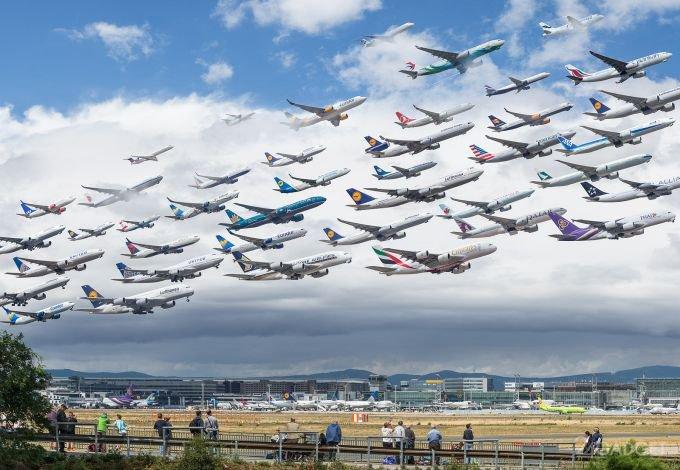 Авиакомпании могут ввести обязательное взвешивание пассажиров (3 фото)