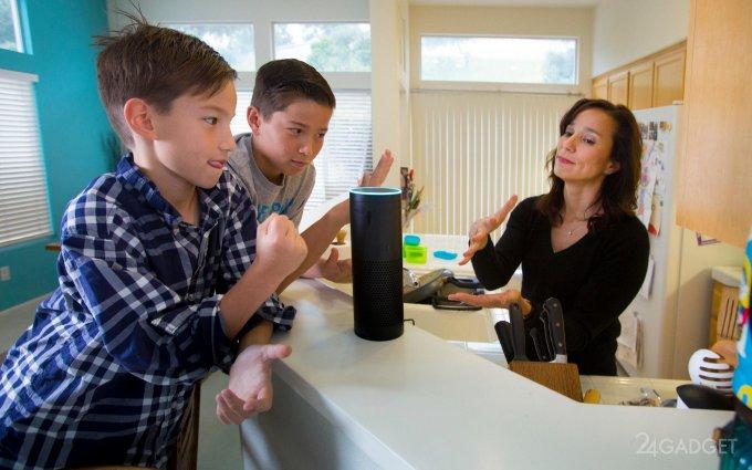 Amazon слушает разговоры владельцев устройств с Alexa (3 фото)