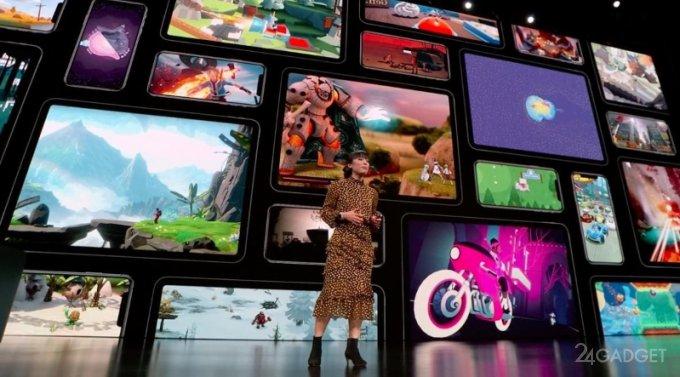 Arcade - игровой сервис Apple без донатов и рекламы (2 фото + видео)