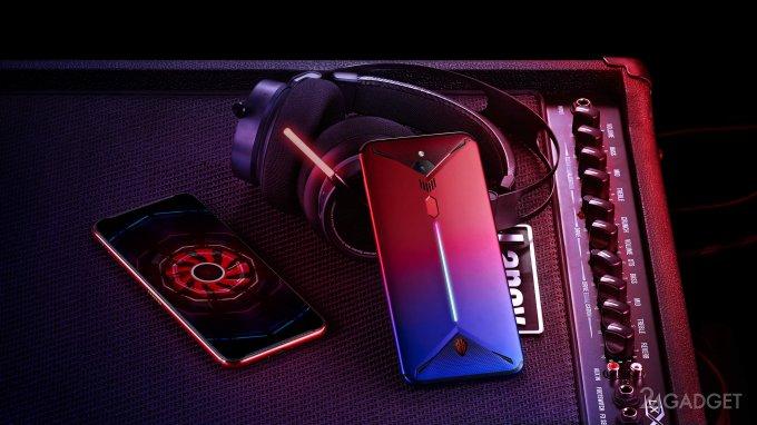 Nubia Red Magic 3 — первый игровой смартфон с кулером (15 фото)