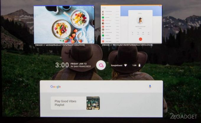 Google раскрыла предназначение новой ОС Fuchsia (2 фото)