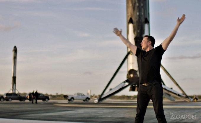 SpaceX запустила 60 спутников для глобального интернета (3 фото)