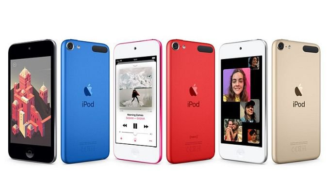 Apple выпустила обновлённый iPod touch (3 фото)