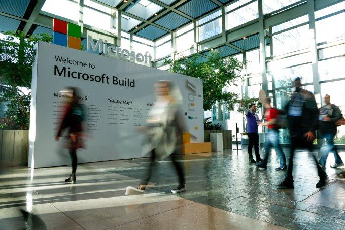 Microsoft показала основные новшества на конференции Build 2019 (9 фото + 3 видео)