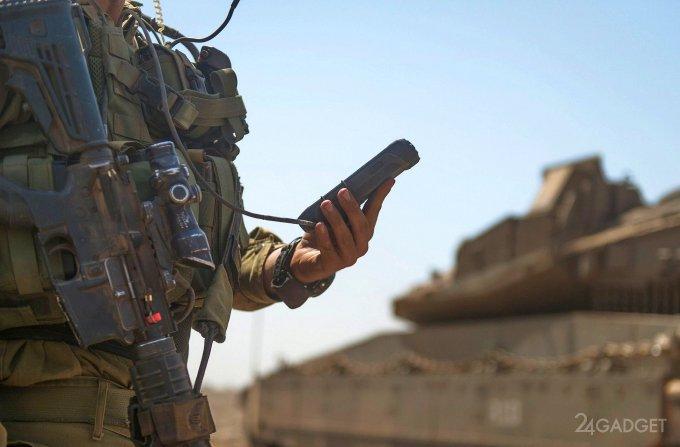 На поле боя смартфоны выдадут позиции противников (3 фото)
