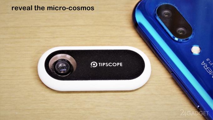 Tipscope превратит любой смартфон в микроскоп (4 фото + видео)