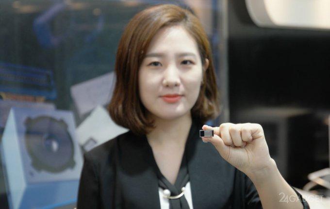 Samsung создала камеру для смартфонов с 5-кратным оптическим зумом (3 фото)