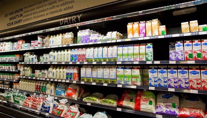 Новая упаковка покажет точный срок годности продукта питания (2 фото)