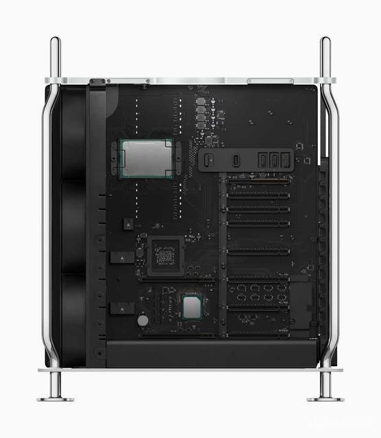 Новый Apple Mac Pro с 28 ядерным процессором