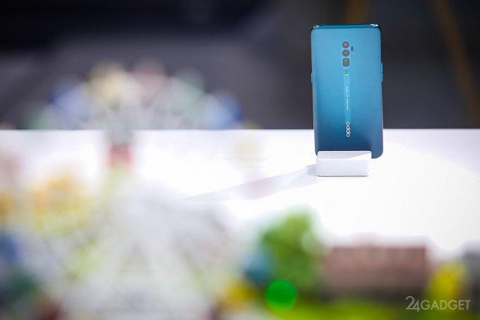 Смартфоны Oppo смогут работать без сотовой сети и Wi-Fi (3 фото + видео)