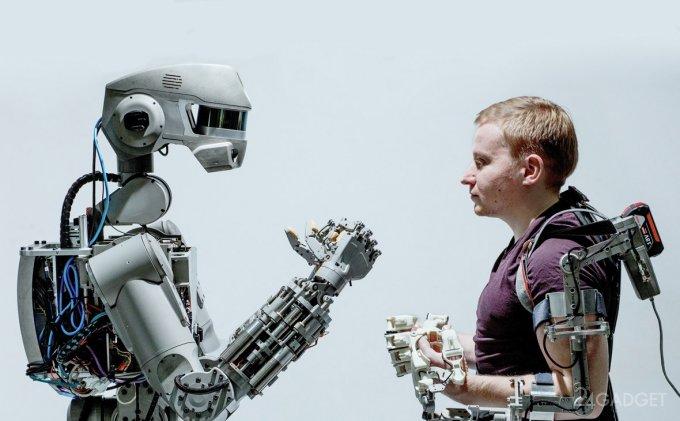 Робот-аватар «Федор» вызвал нарекания экипажа МКС (3 фото)