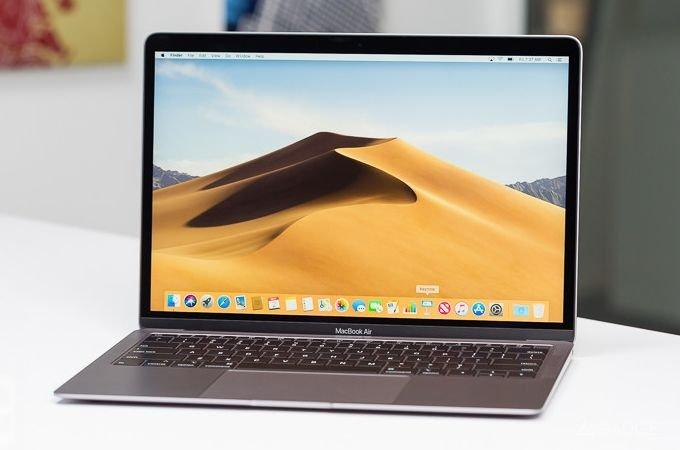 Apple бесплатно отремонтирует дефектные Macbook Air 2018 года (3 фото)