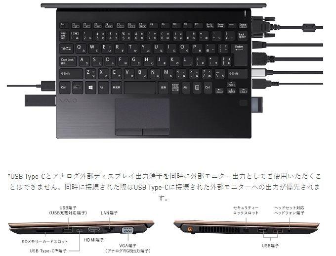 VAIO SX12 — ультрабук с множеством портов (5 фото)