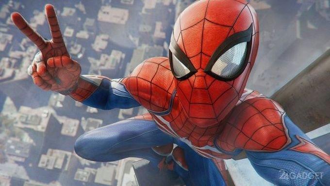 Косплеер воссоздал маску Человека-паука с подвижными линзами (видео)
