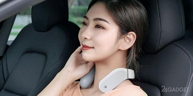 Massager G2 – новый маленький массажер для шеи от Xiaomi