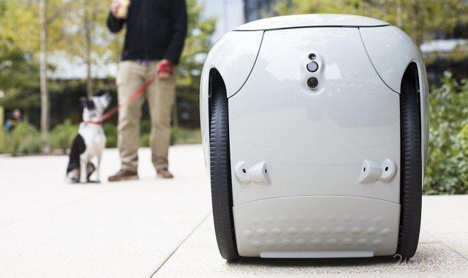 Робот носильщик Gita доставит груз весом до 18 кг (4 фото)