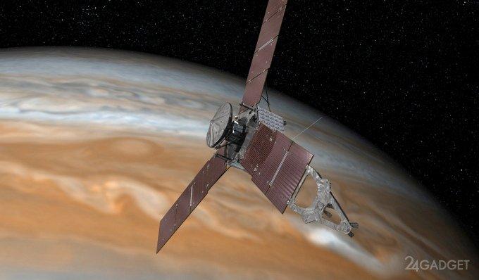 Роскосмос готовит миссию на Юпитер