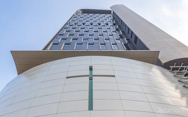 Первая в мире церковь небоскреб появилась в Гонконге