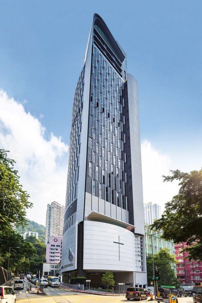 Первая в мире церковь небоскреб появилась в Гонконге » 24Gadget.Ru ::  Гаджеты и технологии