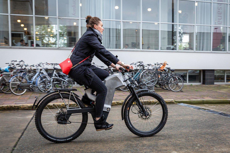 замульчированные посадки велобайк электровелосипед фото чите