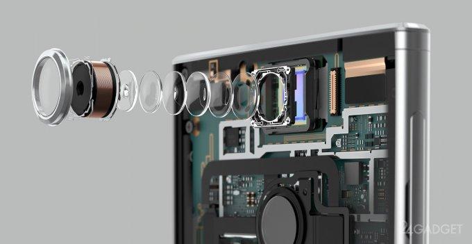 Sony расширит производство мобильных камер