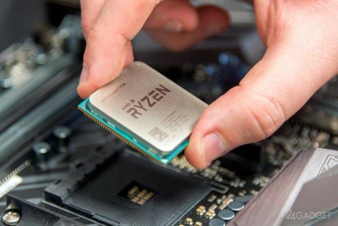 Безопасность AMD в пятнадцать раз выше, чем у Intel