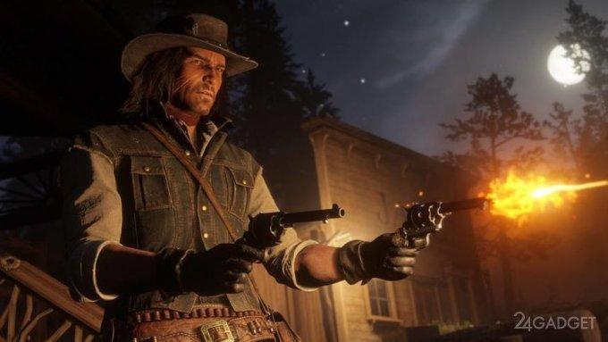 Новый хит Red Dead Redemption 2, от создателей GTA V уже на ПК