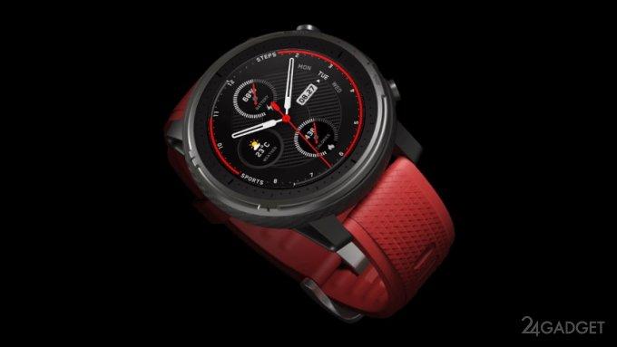 Новые смарт часы Xiaomi Mi Watch Pro выйдут с круглым циферблатом