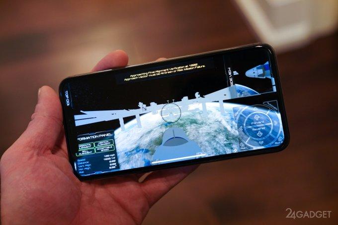 Игра от NASA – примерь роль пилота SpaceX Crew Dragon