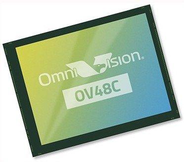 Очередная революция? 48-мегапиксельный сенсор OV48C от компании OmniVision превосходящий модули SONY IMX586 (2 фото)
