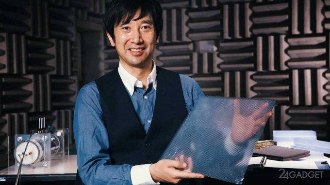 Высокоэффективный звукоизоляционный материал от Nissan (видео)