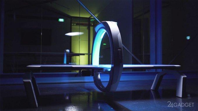 Рентген-аппарат Nanox с фантастическим дизайном от Star Trek