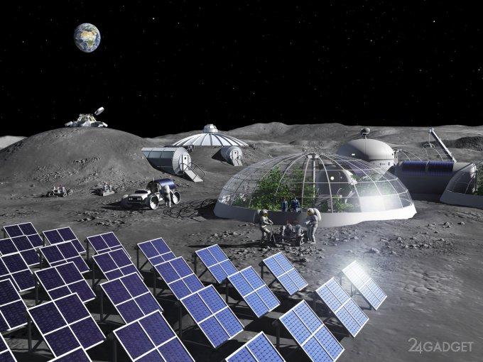 Изобретен метод генерации кислорода из лунной пыли (3 фото)
