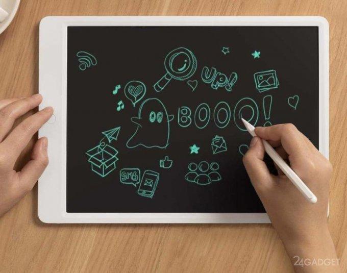 Графический планшет Xiaomi Mijia Blackboard по цене 13 долларов (4 фото)