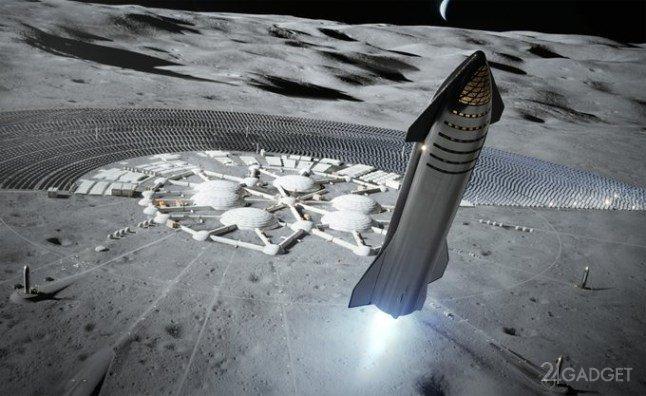 Суборбитальный корабль Starship SN1 стартует в ближайшие месяцы (2 фото + видео)