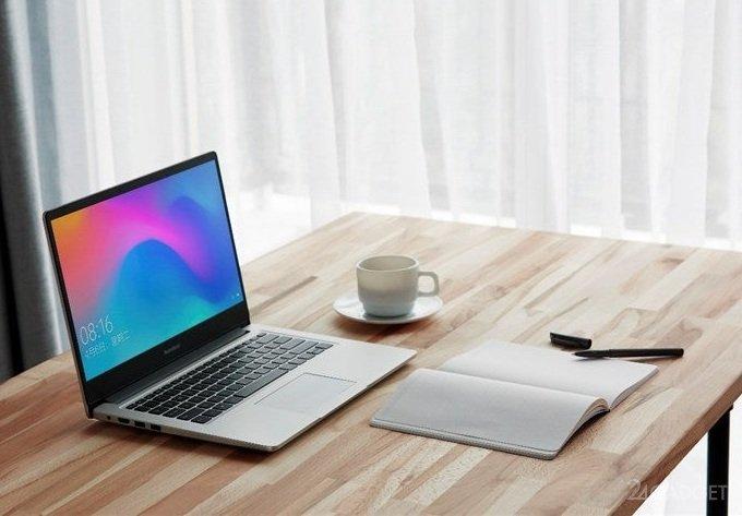 Обновленный ноутбук RedmiBook 14 на процессоре AMD Ryzen 4000 готов к презентации
