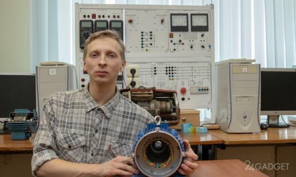В Самаре создан не имеющий аналога ветрогенератор (4 фото)