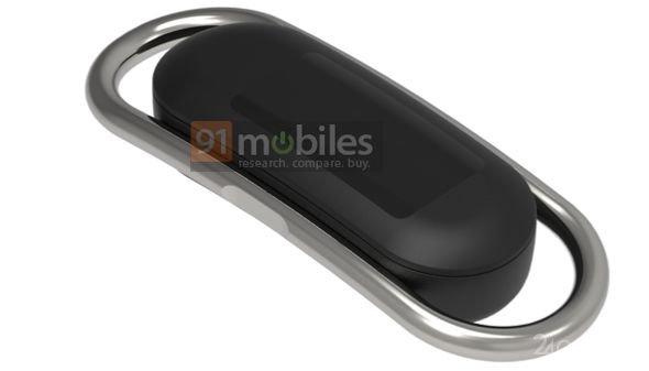 OPPO создаст фитнес-браслет с уникальным дизайном (6 фото)