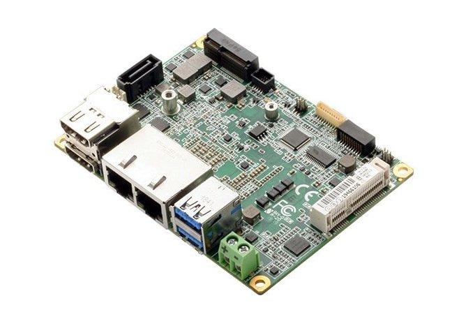 Микрокомпьютер Aaeon PICO-WHU4 с процессором Intel, конкурент Raspberry Pi (4 фото)