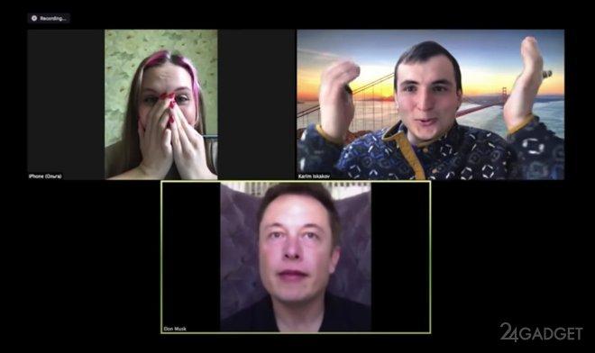 Фильтр Avatarify преобразует лицо пользователя в образ любой знаменитости (видео)