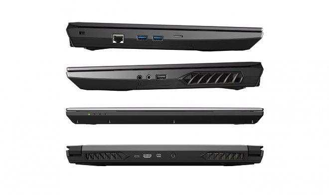 XMG APEX 15 - самый мощный ноутбук в мире (4 фото)