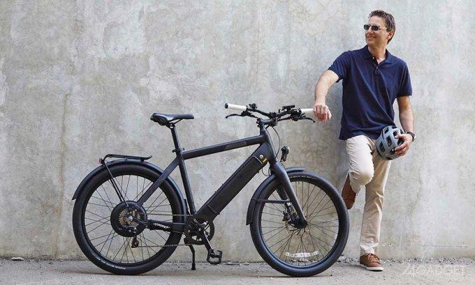 Механизм Revelo Thinstem облегчит хранение велосипедов любой конструкции (5 фото + видео)