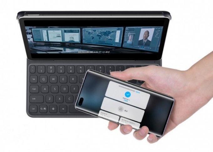 Планшет Honor V6 с 10,4 дюймовым экраном на процессоре Kirin 985 и поддержкой 5G (3 фото)