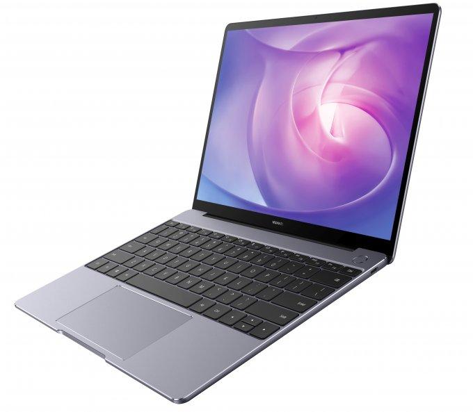 HUAWEI представляет на российском рынке ноутбук MateBook 13 на базе процессора AMD Ryzen 5 3500