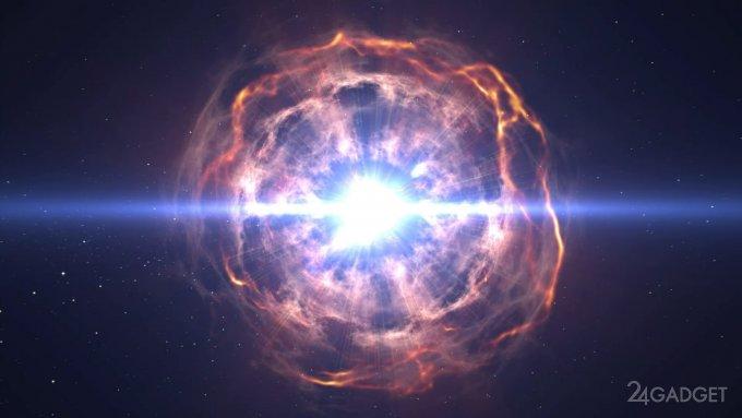 Учёные смогли воссоздать взрыв сверхновой в лаборатории