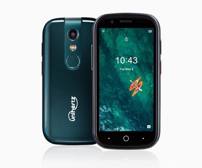 Просили компактный и технически навороченный смартфон? Получайте - Unihertz Jelly 2 с диагональю 3 дюйма (4 фото + видео)