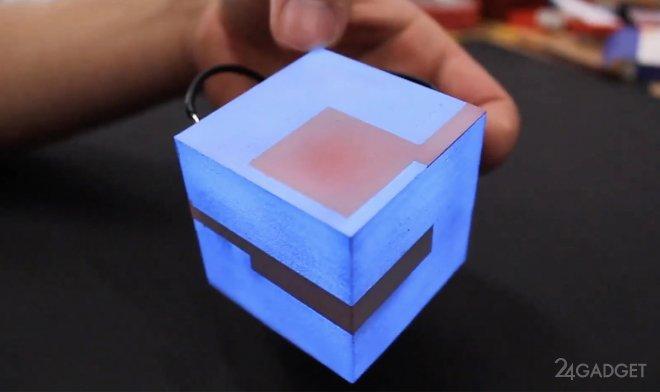 Специальный спрей ProtoSpray превратит любую поверхность в сенсорную панель (видео)