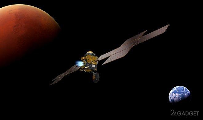 Airbus создаст «первый межпланетный грузовой корабль» (2 фото)
